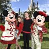 'Disney Parks Presents a 25 Days of Christmas Holiday Party' on Disney Channel Tonight at 8 p.m. ET/PT