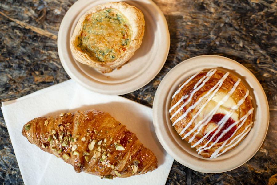 New Breakfast Items at Kusafiri Coffee Shop and Bakery at Disney's Animal Kingdom