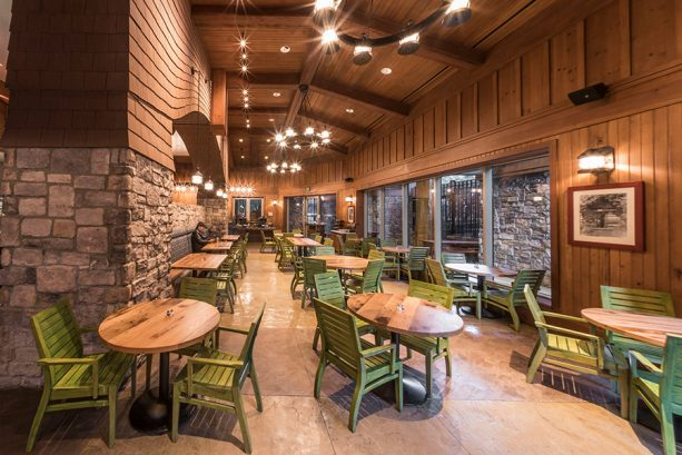 Interior of White Water Snacks, Disney's Grand Californian Hotel & Spa
