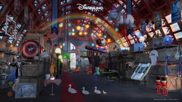 This Virtual Disneyland Paris Vault Has Hidden Clues For You To Find