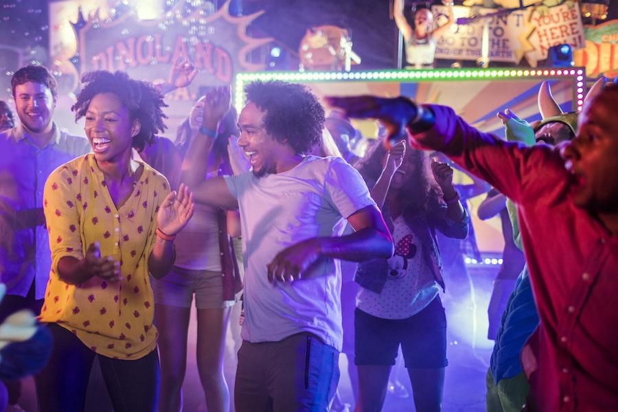 Disney's Animal Kingdom Dance Party