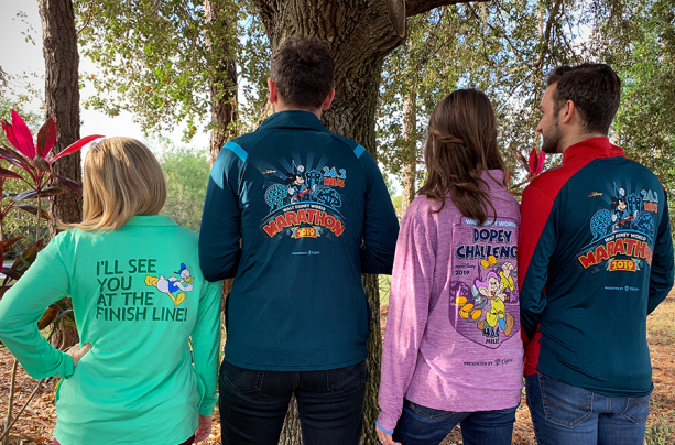Commemorate Your Accomplishments with 2019 Walt Disney World Marathon Weekend Merchandise