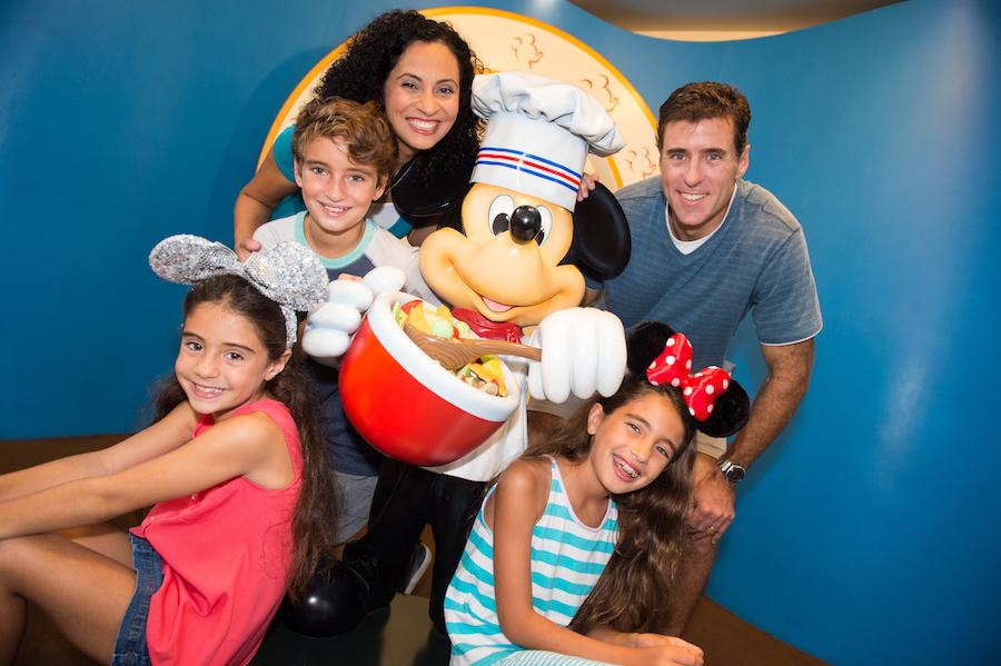 Chef Mickey's at Walt Disney World Resort
