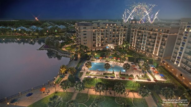 All-New Disney's Riviera Resort Now Accepting Guest Reservations