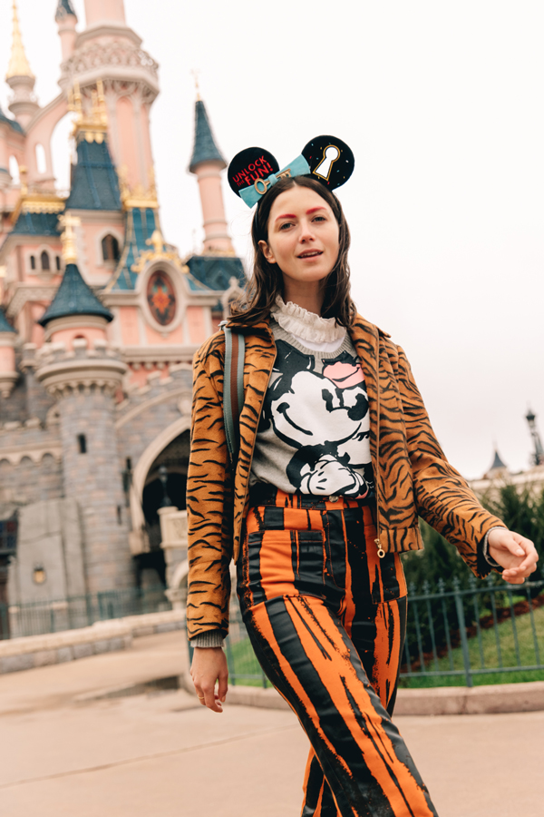 Vogue.com Showcases Iconic 'Main Street Style' at Every Disney Resort
