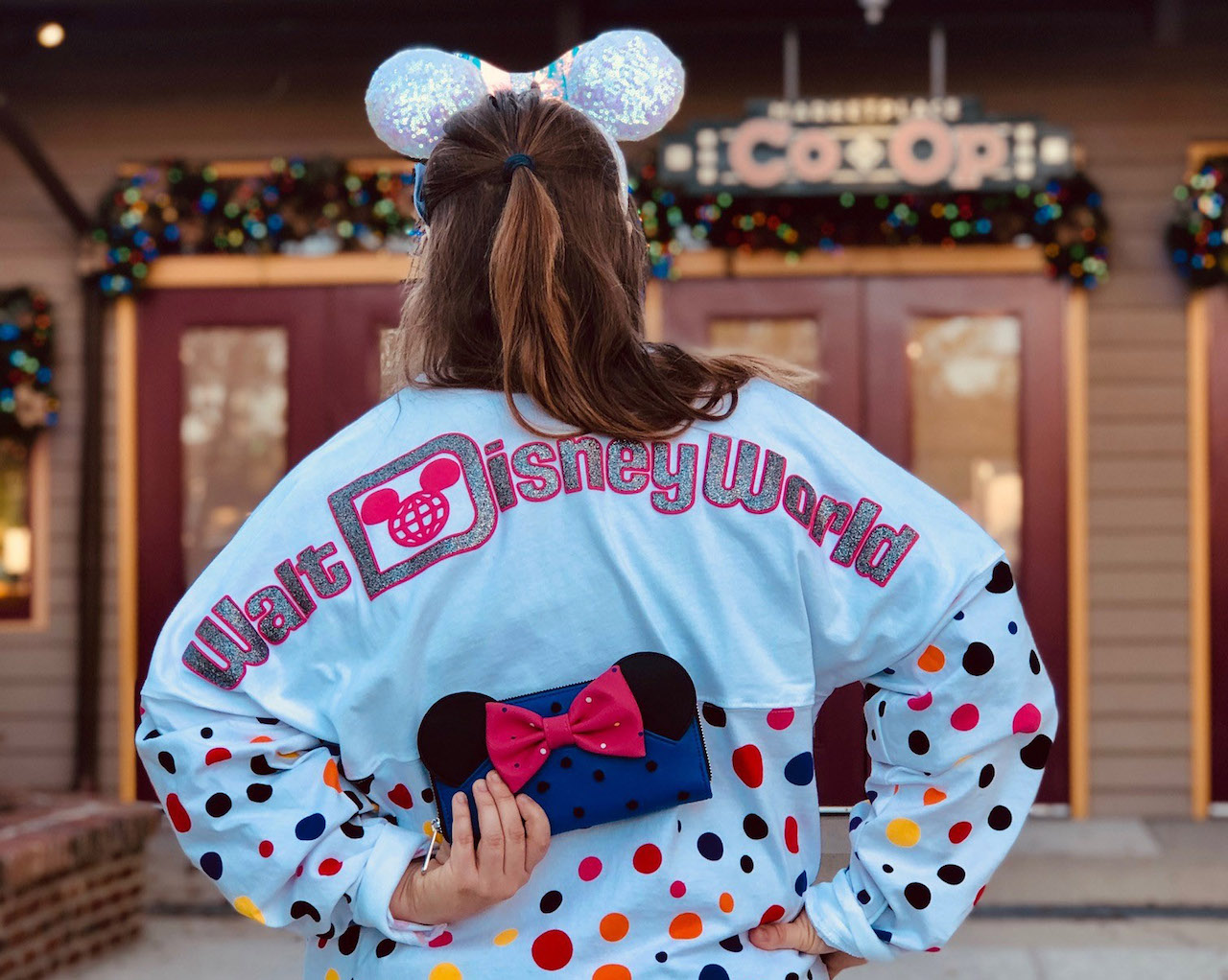 Celebrate Your #MinnieStyle on National Polka Dot Day at Disney Springs