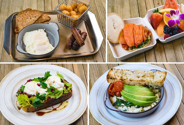 New Menu Rushes in to White Water Snacks at Disney's Grand Californian Hotel & Spa at the Disneyland Resort