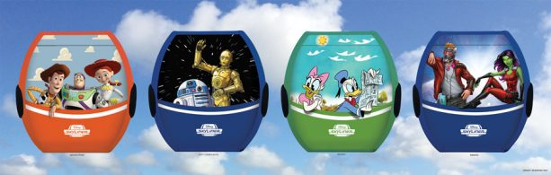Initial Testing Underway for Disney Skyliner Gondolas – More Details Revealed!