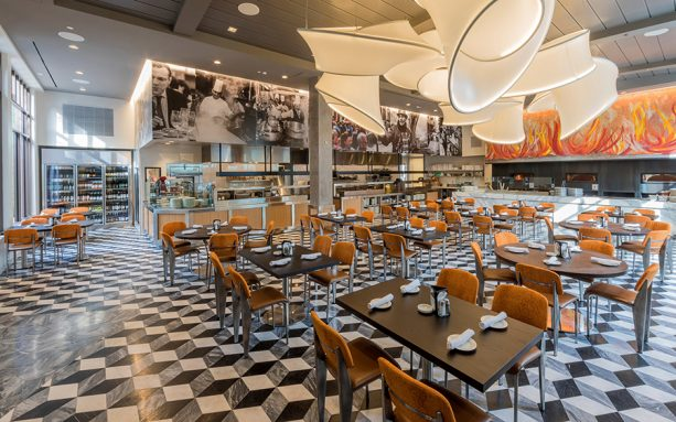 Naples Ristorante e Bar and Napolini Pizzeria Celebrate Grand Reopening in the Downtown Disney District at Disneyland Resort
