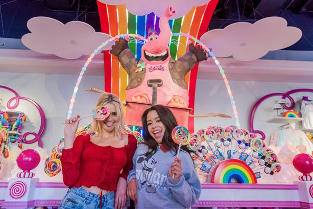 Freeform's 'Good Trouble' Stars Cierra Ramirez and Maia Mitchell Spent the Day at Disneyland Resort