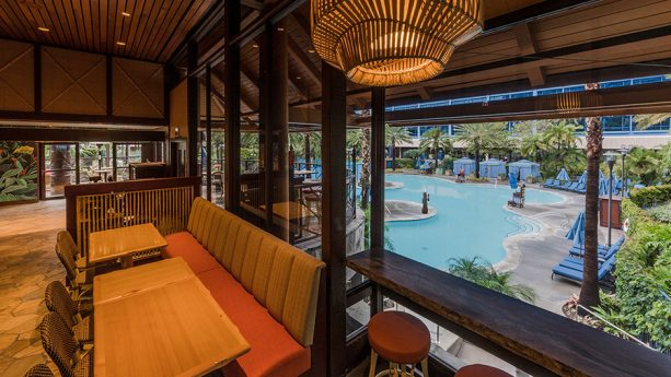 Tangaroa Terrace Reopens at the Disneyland Hotel with Tropical New Eats, Dole Whip and More!