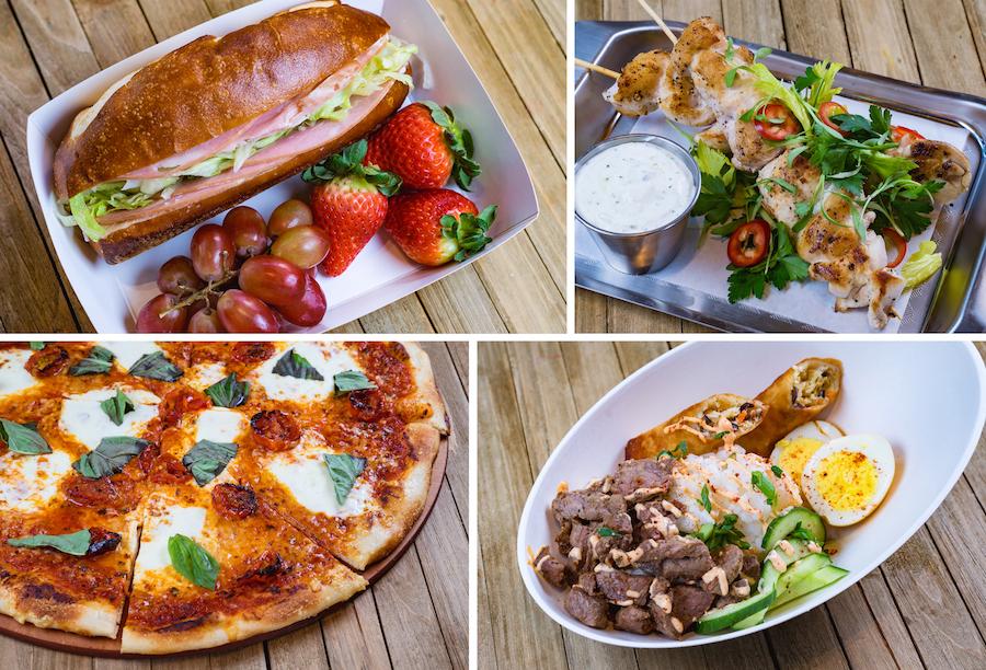 New Menu Items at White Water Snacks at Disney's Grand Californian Hotel & Spa