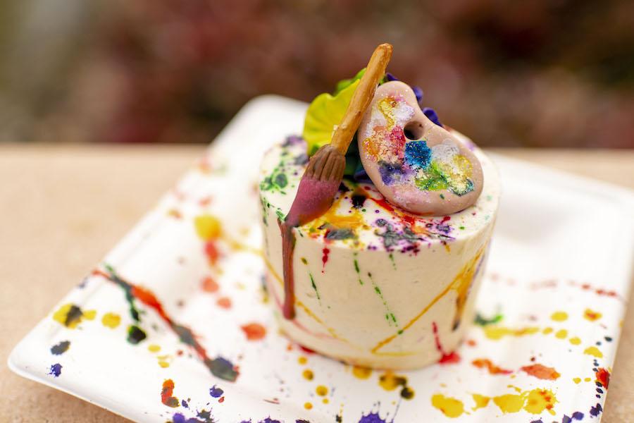 Epcot International Festival of the Arts Dessert at Sunshine Seasons at Epcot