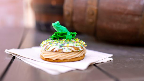 Frog Prince Whoopie Pie from Liberty Square Market at Magic Kingdom Park