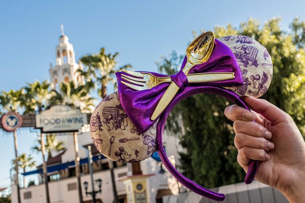 Commemorative Merchandise for 2019 Disney California Adventure Food & Wine Festival