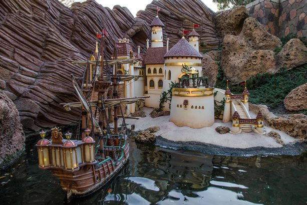 Look Closer: Storybook Land Canal Boats in Disneyland Park