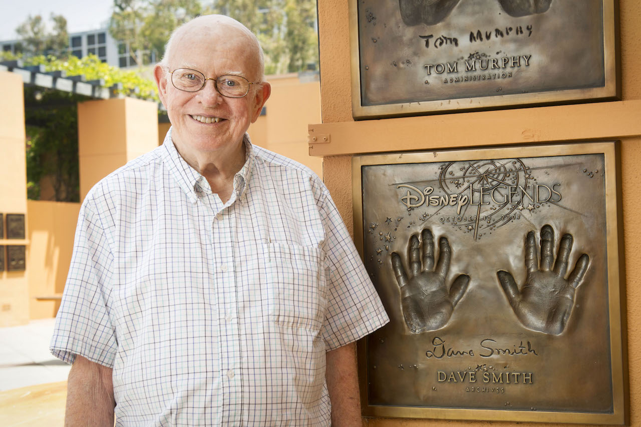 Remembering – and Thanking – Disney Legend DaveSmith