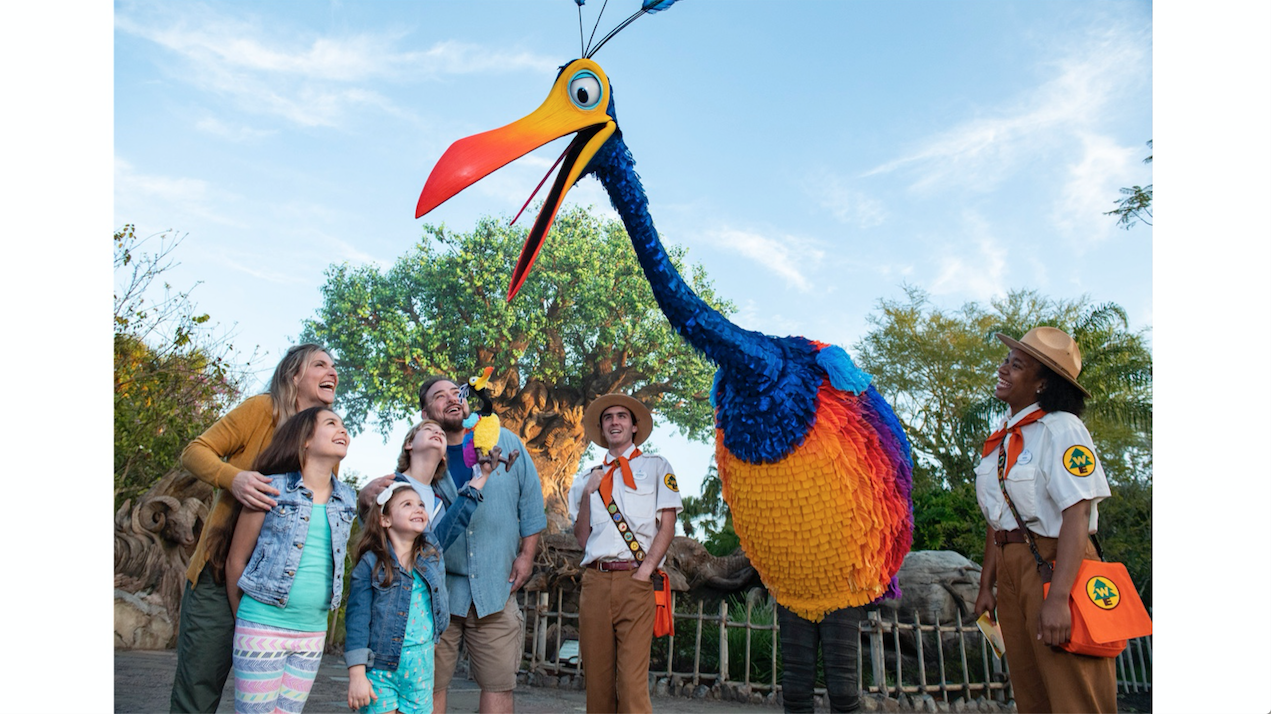 Disney Parks Blog Weekly Recap – Disney Skyliner Gondolas Make First Test Runs at Walt Disney World Resort, Kevin from Disney•Pixar's 'Up!' at Disney's Animal Kingdom and More…