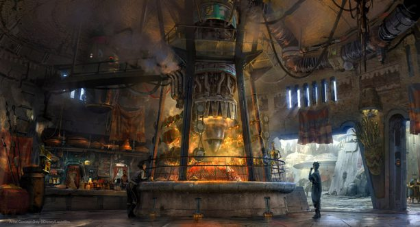 Building Batuu: New Details Released about Star Wars: Galaxy's Edge