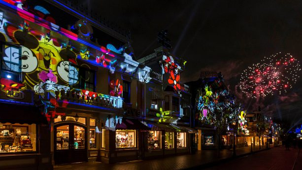 Disney Parks After Dark: 'Mickey's Mix Magic' at Disneyland Park