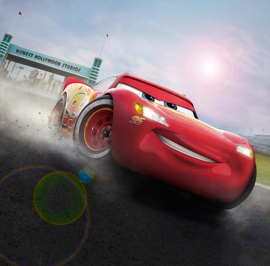 Lightning McQueen's Racing Academy Coming to Disney's Hollywood Studios