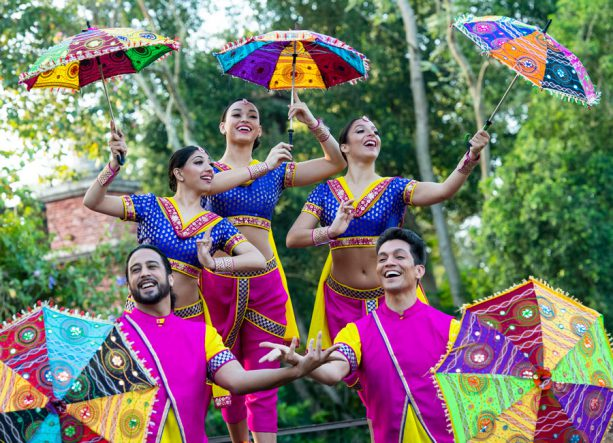 Experience the Beauty and Energy of Bollywood Dance at Disney's Animal Kingdom