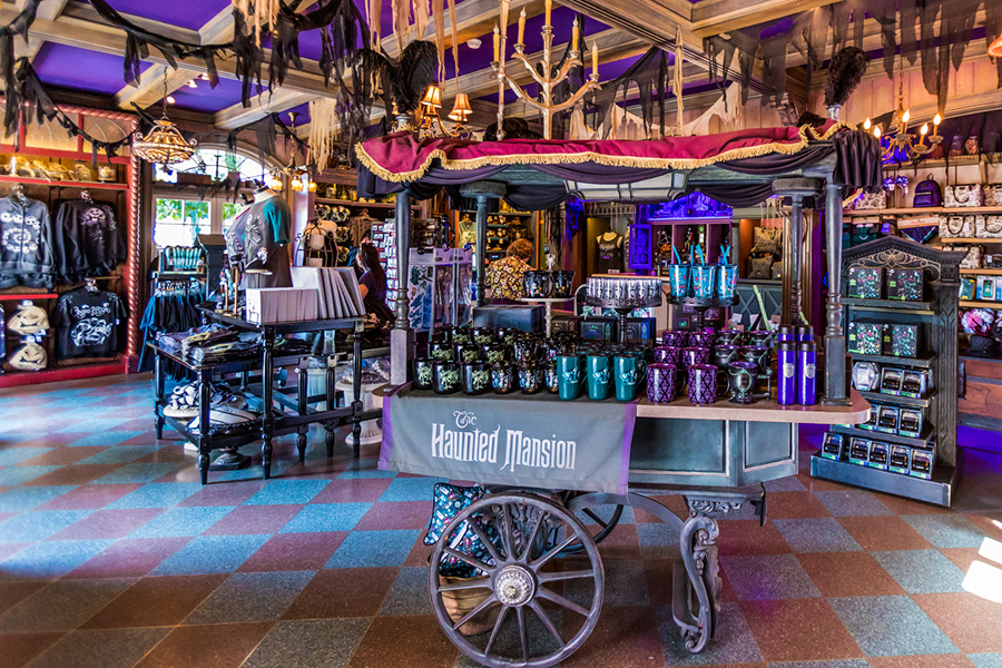 Look Closer: Royal Street in New Orleans Square at Disneyland Park