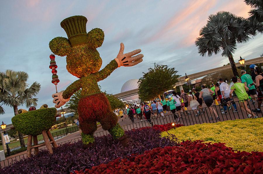 Celebrating 10 Years of Disney Wine & Dine Half Marathon Weekend