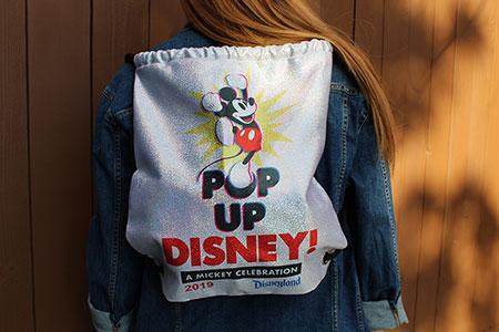 Pop-Up Disney apparel