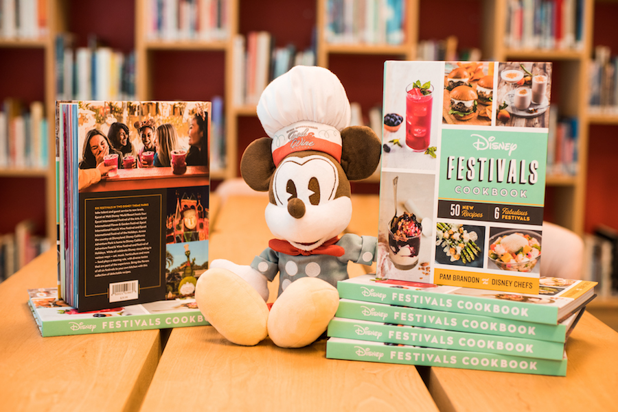 Experience a Dinner with Disney Chefs at the 2019 Disney California Adventure Food & Wine Festival