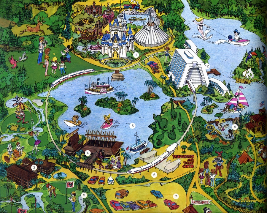 Imagineering Seven Seas Lagoon: A Waterway for the World