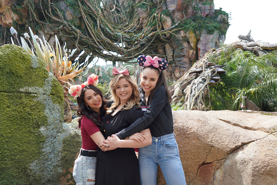 Freeform's 'Pretty Little Liars: The Perfectionists' Stars Celebrate the Premiere of their New Series at Walt Disney World Resort