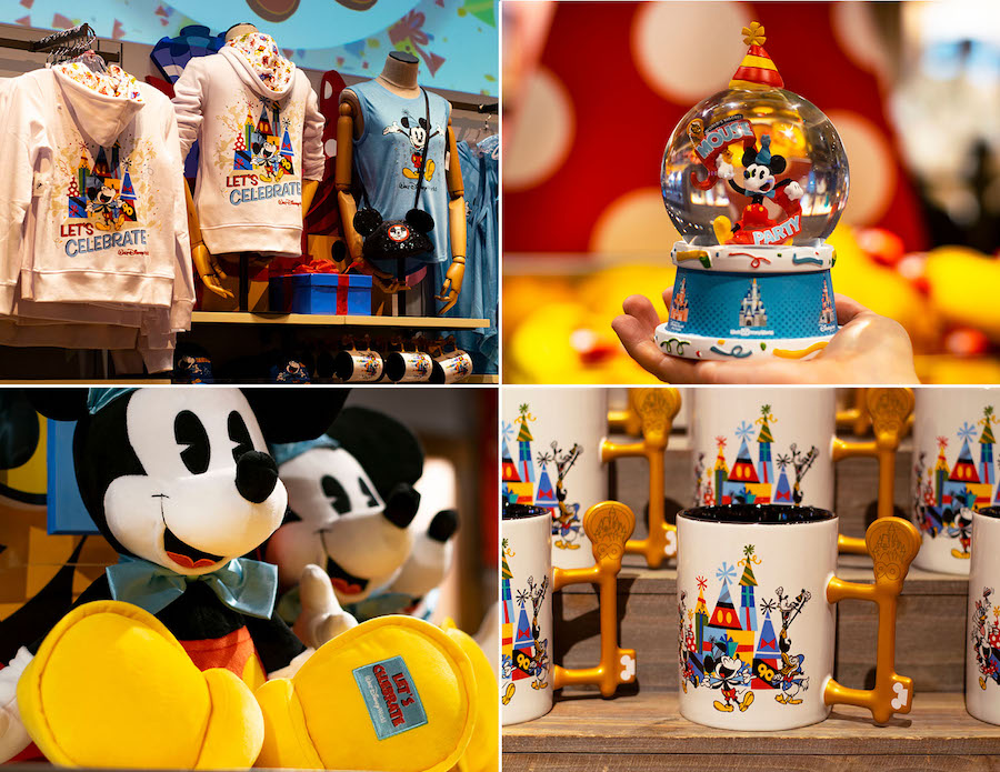 Celebrate 90 Years of Mickey Mouse All Year Long at Disney Springs!