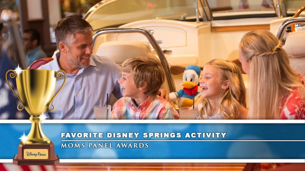Family at Disney Springs