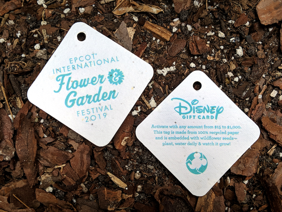 Disney Gift Card Invites You to Pick Your Flavor at #FreshEpcot