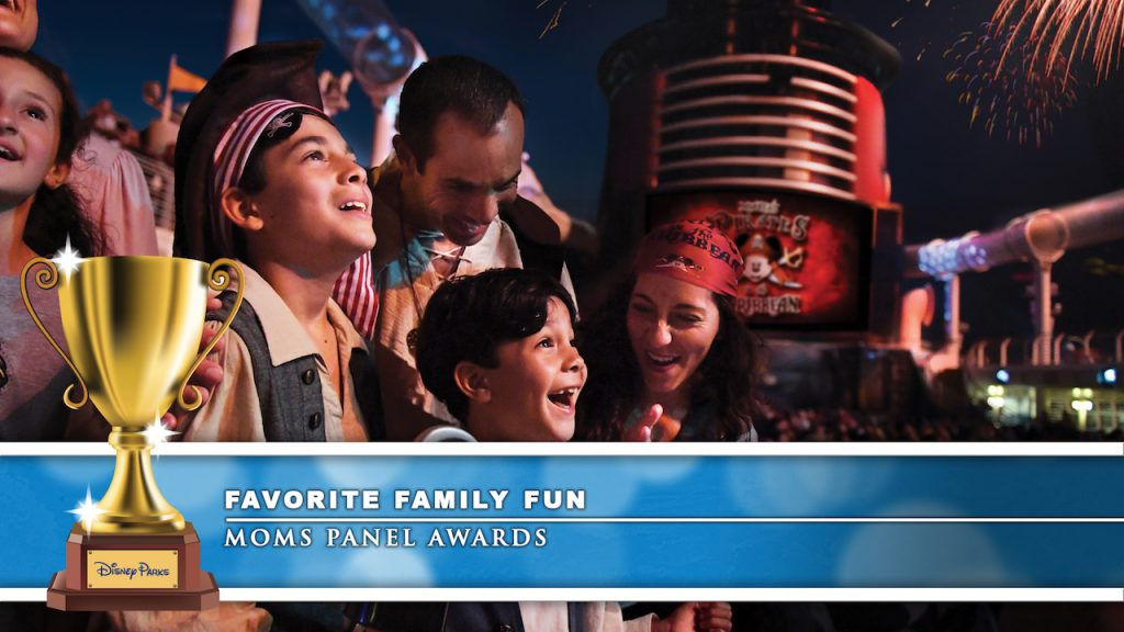 Disney Parks Moms Panel Awards 2019: Disney Cruise Line