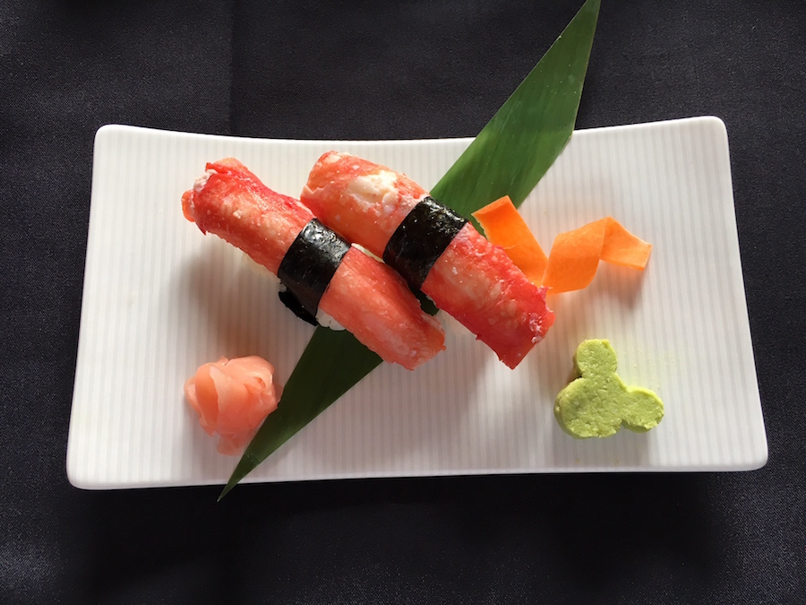 Sushi Now Served in The 'Olelo Room at Aulani, A Disney Resort & Spa