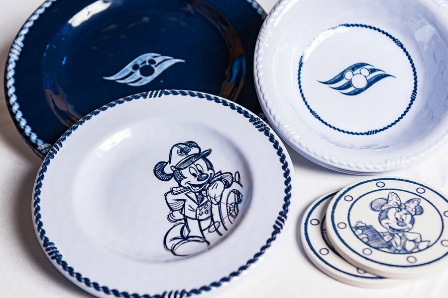 Inside Look: New Animator's Palate Merchandise on Disney Cruise Line