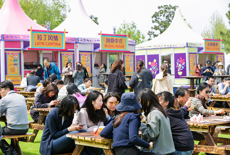 First International Food & Drink Fest Spices Up Shanghai Disney Resort