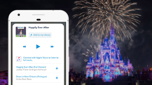 Spotlight: Magic Meets Music in the Play Disney Parks App – Now Available on Android Devices