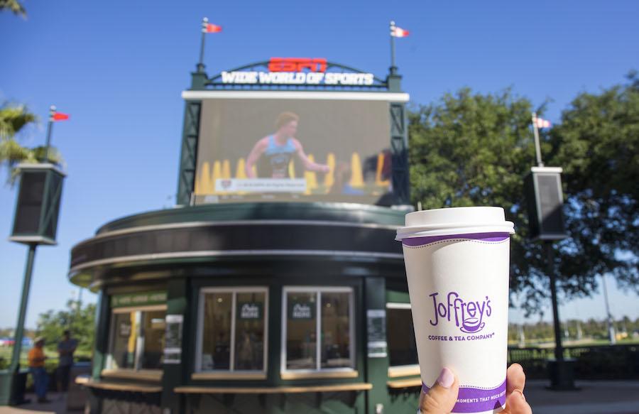 Joffree's Coffee & Tea Co. at ESPN Wide World of Sports Complex