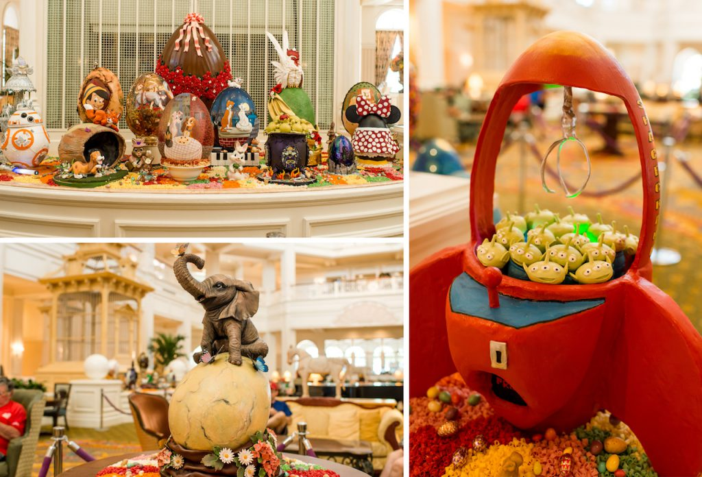 Foodie Guide to Easter 2019 at Walt Disney World and Disneyland Resorts