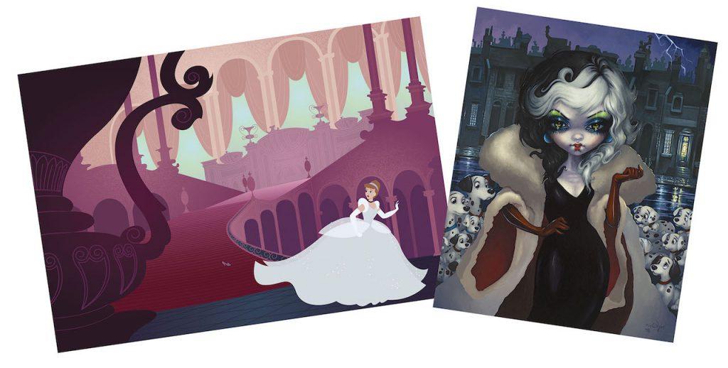 Meet Disney Artists in WonderGround Gallery at Disney Springs in April