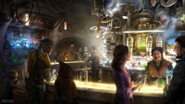 Foodie Guide to Star Wars: Galaxy's Edge