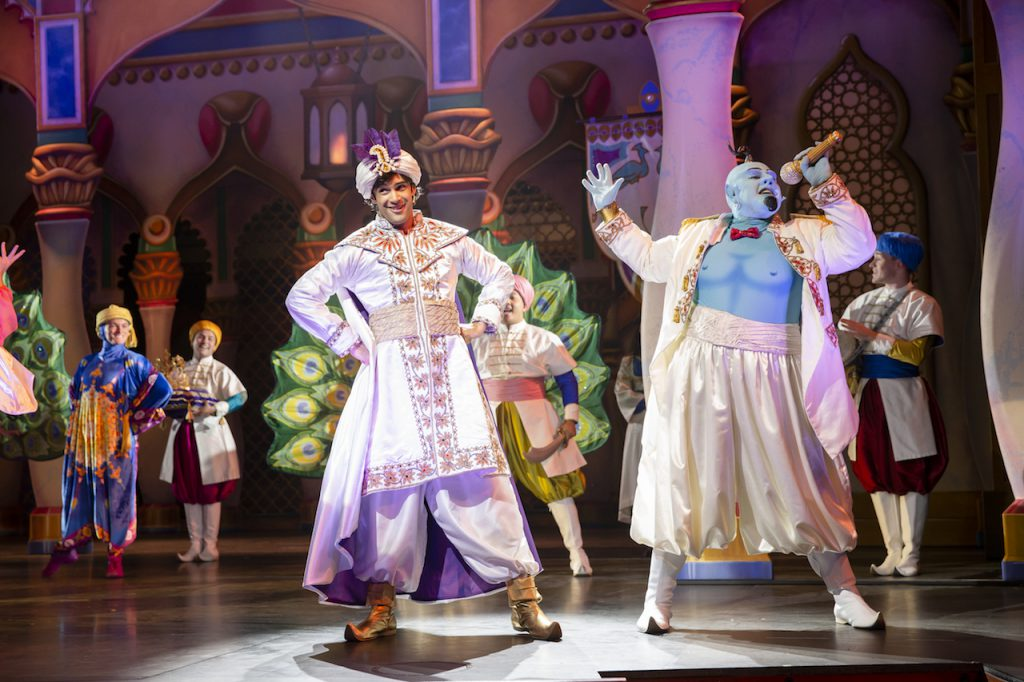 'Whole New World' of Entertainment Coming to the Disney Fantasy