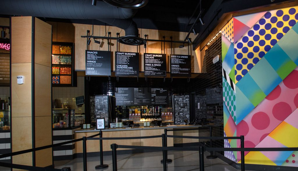 Enjoy Black Tap Craft Burgers & Shakes in Downtown Disney District at Disneyland Resort