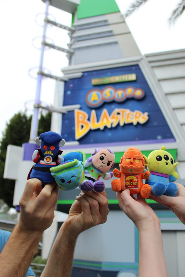 New Disney Parks Wishables Buzz Lightyear Attraction Collection Launches at Disneyland, Walt Disney World Resorts