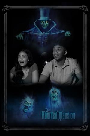MagicShot at Haunted Mansion from Disney PhotoPass