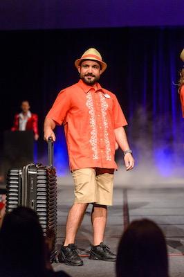FIRST LOOK: New Disney Cast Costumes Revealed for Disney's Coronado Springs Resort