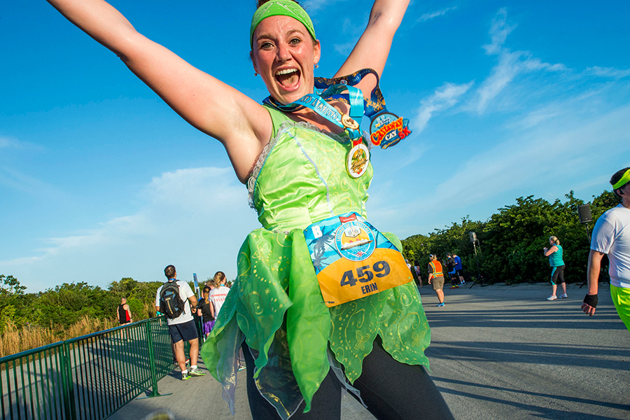 Run Through Paradise in the Castaway Cay Challenge